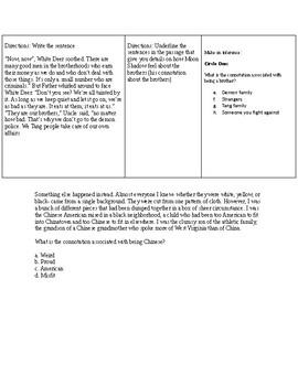 The Lost Garden 6th grade curriculum