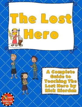 The Lost Hero Novel Study