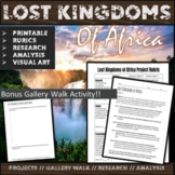 The Lost Kingdoms of Africa Project