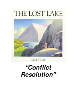 The Lost Lake Character Education Packet
