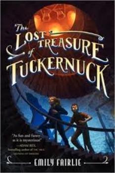 The Lost Treasure of Tuckernuck Trivia Questions