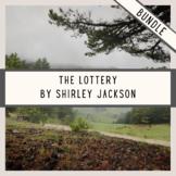 The Lottery Close Reading Bundle Shirley Jackson Gothic Sh