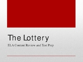 The Lottery ELA Review Questions and Test Prep