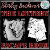 The Lottery ESCAPE ROOM