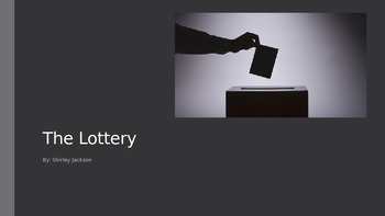 The Lottery Lesson