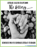 The Lottery Literary Escape Room