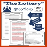 The Lottery Questions