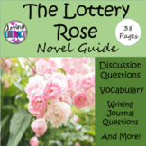 The Lottery Rose by Irene Hunt 38 page Novel Guide