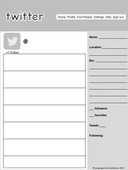 The Lottery Social Media Activities