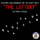 "Activities and Handouts for ""The Lottery"" by Shirley Jackson"