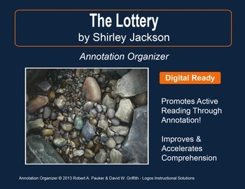 shirley jackson study guide An introduction to the lottery by shirley jackson learn about the book and the historical context in which it was written  the lottery summary & study guide .