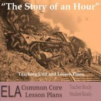 The Story of an Hour by Kate Chopin Scavenger Hunt for Information