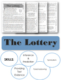 The Lottery by Shirley Jackson ELA Sub Plans