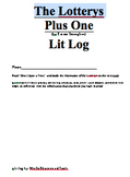The Lotterys Plus One Lit Log