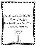 The Louisiana Purchase: A Webquest