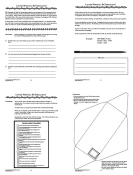 The Louisiana Purchase Interactive Notebook Unit + Persuasive Writing Assignment