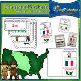 The Louisiana Purchase Interactive Foldable Booklets - EBOOK