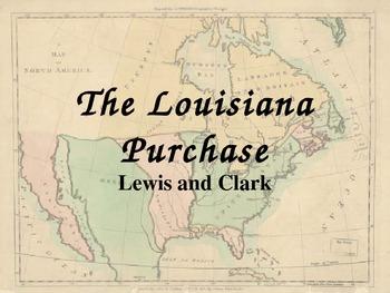 The Louisiana Purchase PowerPoint Presentation