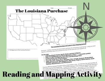 image about Lewis Clark Printable Activities identify The Louisiana Invest in and Lewis Clark Mapping Game