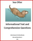 The Lovable Sea Otter