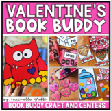 Love Monster Craft and Activities // Book Buddy