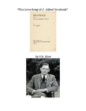 The Love Song of J. Alfred Prufrock by T.S. Eliot - Group