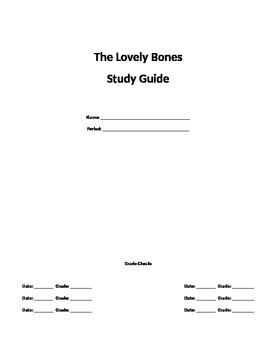 The Lovely Bones Study Guide