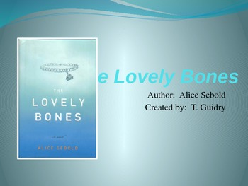 The Lovely Bones (Daily Reading Quizzes)