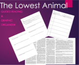 The Lowest Animal by Mark Twain - Text, Close Reading Ques