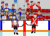 Canadian History Cartoon - The Loyalist Migration