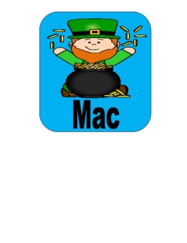 The Luckiest Leprechaun -- A Reader's Theater
