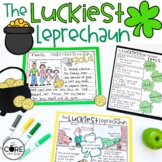 The Luckiest Leprechaun: Interactive Read-Aloud Lesson Plans and Activities