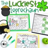 The Luckiest Leprechaun Interactive Read-Aloud | Distance Learning
