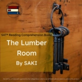 The Lumber Room by SAKI | SAT Reading Comprehension Boost