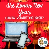 The Lunar New Year: A WebQuest using Google Sites® and Goo
