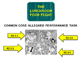 The Lunchroom Food Fight - Analyzing Conflicting Texts