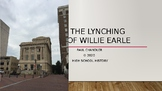 The Lynching of Willie Earle