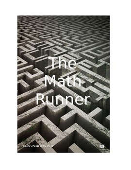 The MATH Runner! Algebra EOC Review (florida)