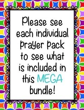 The MEGA Prayer Pack BUNDLE - Catholic