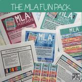 The MLA Format Fun Pack