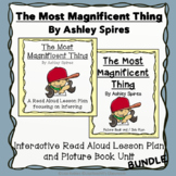 The Most Magnificent Thing by Ashley Spires bundle