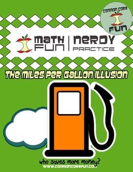 The Miles Per Gallon Illusion - Who saves more money?