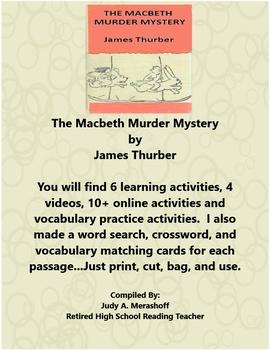 The Macbeth Murder Mystery