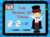 The Magic 10 Trick - more FLASH less CARDS