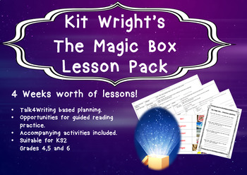 The Magic Box - Kit Wright: Literacy Scheme of Work