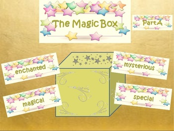 The Magic Box Poetry Pack