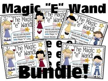 "The Magic ""E"" Bundle Set!"