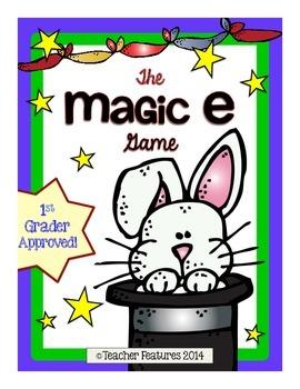 The Magic E Game