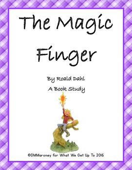 The Magic Finger Book Study