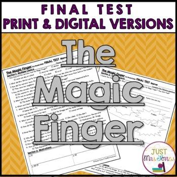 The Magic Finger Final Test